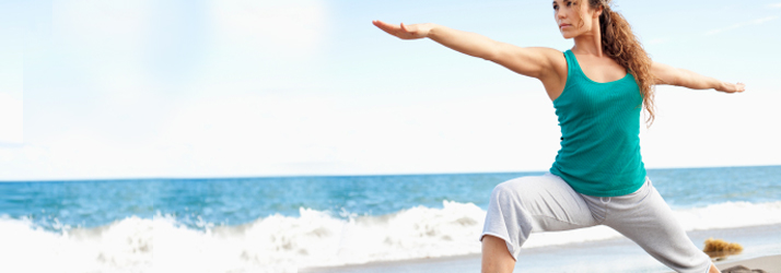 chiropractic clinic describes stretching