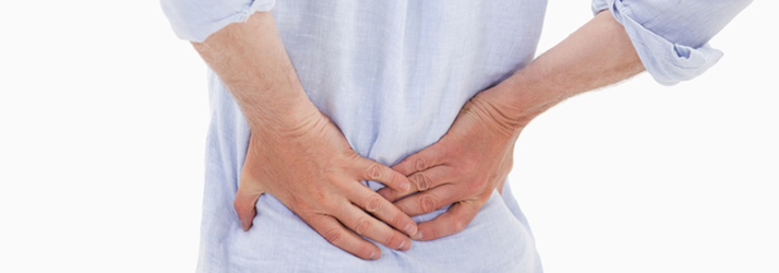 chiropractic clinic talks about bulging discs
