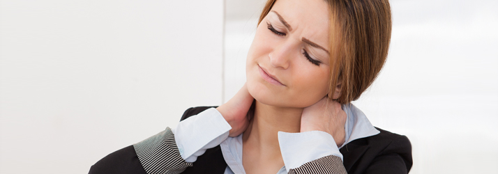 best doctor for neck pain relief