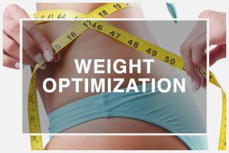 weight loss weight optimization