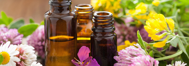 use aromatherapy to assist with relaxation