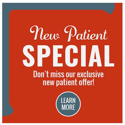 Chiropractic New Patient Special